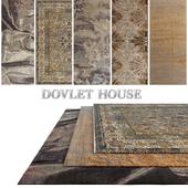 Carpets DOVLET HOUSE 5 pieces (part 326)