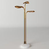 Ginger & Jagger Lotus Floor Lamp