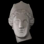 Plaster Head Venus Capua