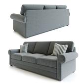 Designed2B Dov Chenille Sofa