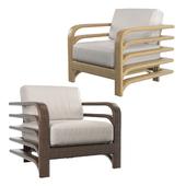 Stella Rattan Lounge Chair