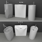 Washbasin Set 2