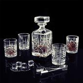 Nachtmann Highland whisky set