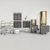 Медицинские модели (лаборатория)