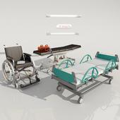 Медицинские модели (палата)