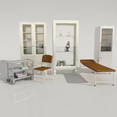 Медицинское оборудование (кабинет врача)