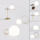 Circ Estiluz Table lamp