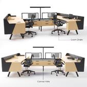 Canvas Vista Workstation
