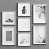 Picture Frames Set-77