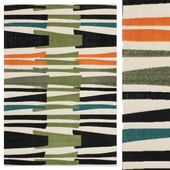 Carpet CarpetVista Stripe Over and Under Flatweave CVD11851