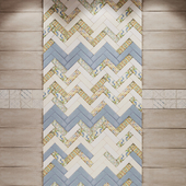 "Ceramic tile ""Montparnasse"" from Kerama Marazzi"