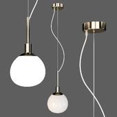 Maytoni: Pendant Lamp - Erich (MOD221-PL-01-G)