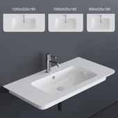 Ceramica Catalano Green Washbasin