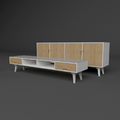 Furniture set  TAHA 01