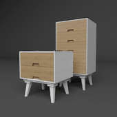 Furniture set  TAHA 03