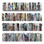 Книги (150 штук) 1-7-1
