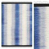 Carpet CarpetVista Ikat Blue CVD17516