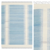 Carpet CarpetVista Ikat Light Blue CVD17480