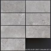 ABK Alpes Raw Gray 300x600 Set 2
