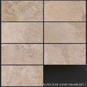 ABK Alpes Raw Sand 300x600 Set 1