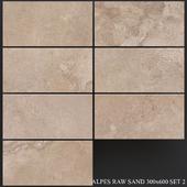 ABK Alpes Raw Sand 300x600 Set 2