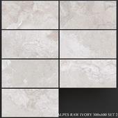 ABK Alpes Raw Ivory 300x600 Set 2