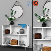 Decorative set - Scandinavian Designs