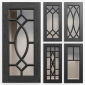 Cabinet Doors Set 6