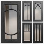 Cabinet Doors Set 7