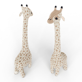 Plush toy Giraffe H & M