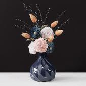 Decor Flowers set 2