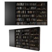 Книжный шкаф 12