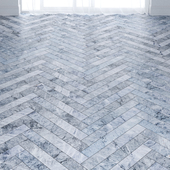 Blue Marble Floor Tiles in 2 types