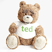 Children's toy bear Ted