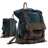Rolltop backpac