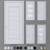 Profil Doors U set 4