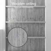 Wooden ceiling with beams 20