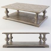 столик журнальный Bernhardt Campania (370-023)