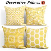 Decorative pillows set 250 SLOW COW