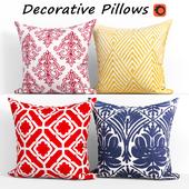 Decorative pillows set 251