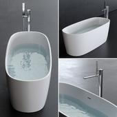 Disenia Loop Bathtub