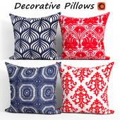 Decorative pillows set 252 SLOW COW