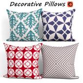 Decorative pillows set 254