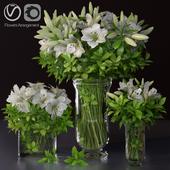 Flower Arrangement 4- White Lily