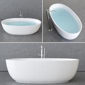 Disenia Round Bathtub