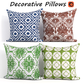 Decorative pillows set 255 SLOW COW