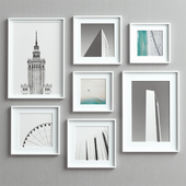 Picture Frames Set-80
