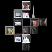 Combination wall cabinets IKEA Eket 2.