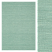 Carpet Carpet Vista Kilim loom - Mint Green CVD8687