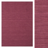 Carpet Carpet Vista Kilim loom - Purple CVD9031